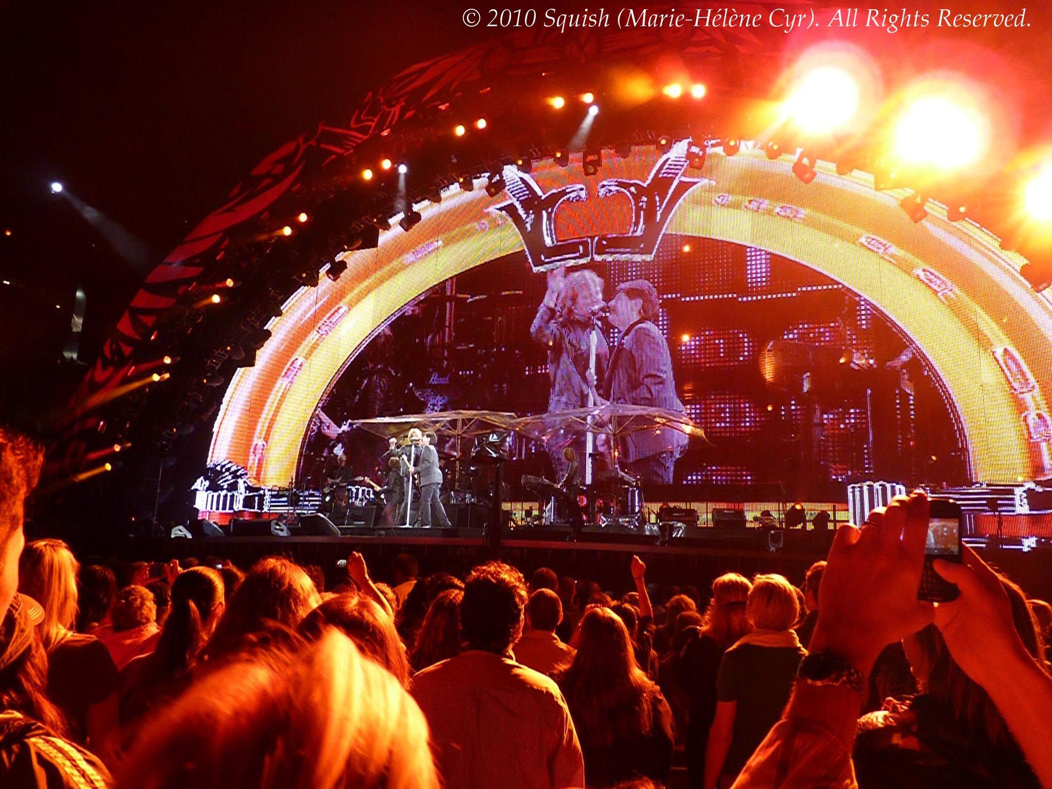 Bon Jovi - New Meadowlands Stadium, NJ, USA (May 27, 2010)